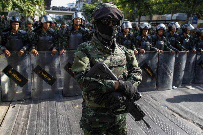 Gen Prayuth says reconciliation, reform to take about a year – elections to wait | The Thaiger