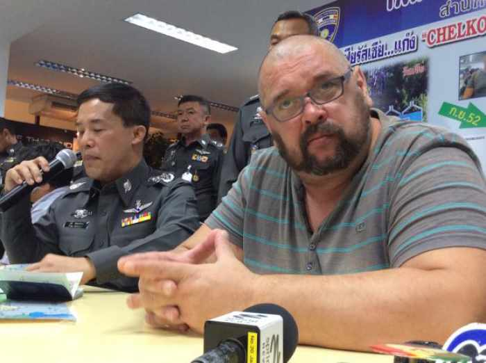 Fugitive Russian mafia boss to be extradited | The Thaiger