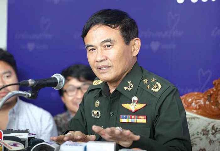 General blasts banks over drug money accounts   The Thaiger