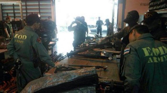 Blast injures five at Bangkok Army depot | The Thaiger