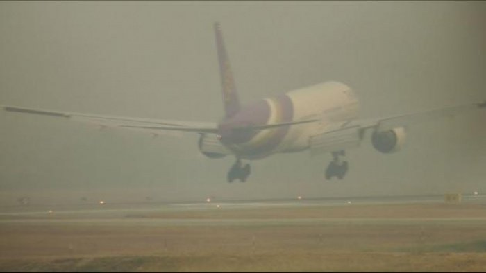 Flights to Chiang Mai disrupted as smog levels soar in North | Thaiger