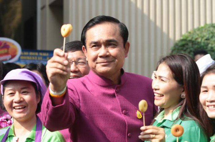 We will try to cut use of military courts: Prayut | Thaiger