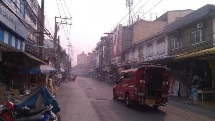 Haze worsens with highest ever reading at Doi Saket | Thaiger