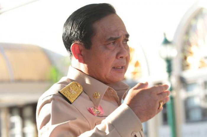 Prayut promises to exercise absolute power 'constructively' | Thaiger