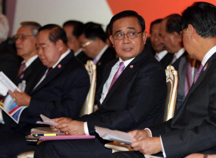 Prayut takes swipe at media in six-month progress report | The Thaiger