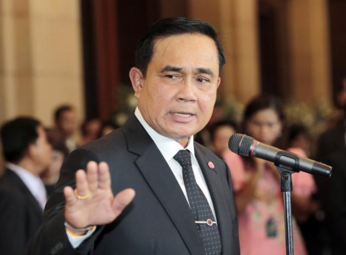 Referendum up to NRC and CDC, says Prayut | The Thaiger