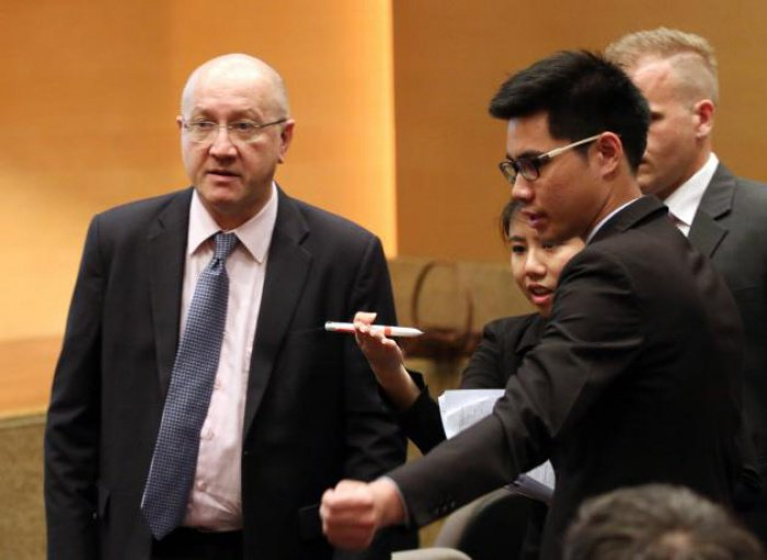 Foreign diplomats told Article 44 'inspired by France' | The Thaiger