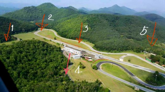 Bonanza racetrack deemed to be on state land | The Thaiger