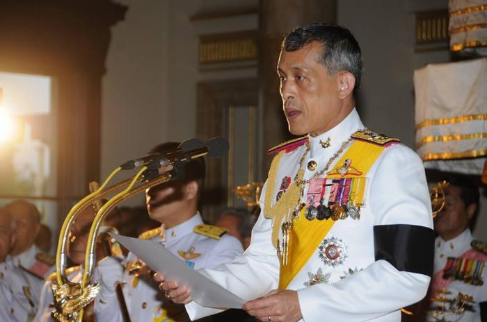 Crown Prince Maha Vajiralongkorn to become King Rama X   The Thaiger