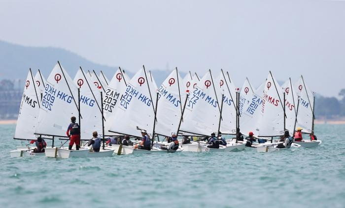 Thailand Optimist National Championships to launch in Pattaya | The Thaiger