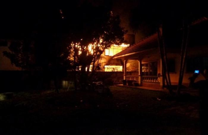 At least 17 children killed, five injured in boarding-house fire | The Thaiger