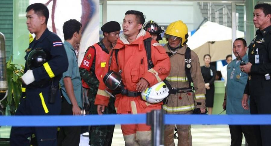 Bomb blast at army hospital in Bangkok injures 25 | The Thaiger