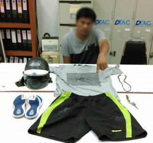 Krabi snatch and run thief arrested in Phuket | News by Thaiger