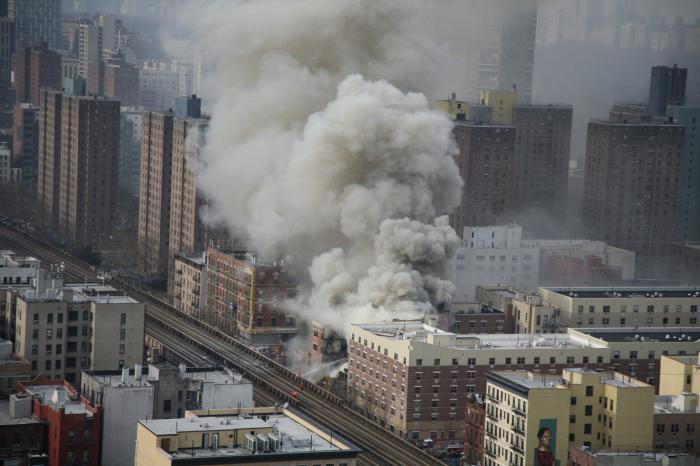 Phuket Gazette World News: New York gas explosion kills 7, demolishes building | Thaiger