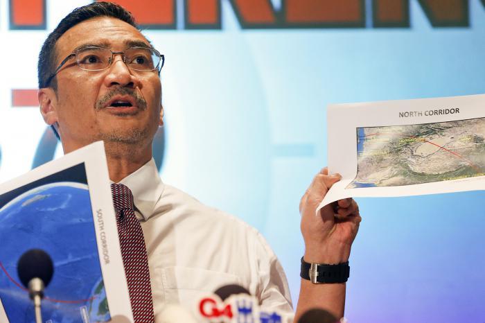 Phuket Gazette World News: Area of Malaysia plane search now size of Australia   Thaiger
