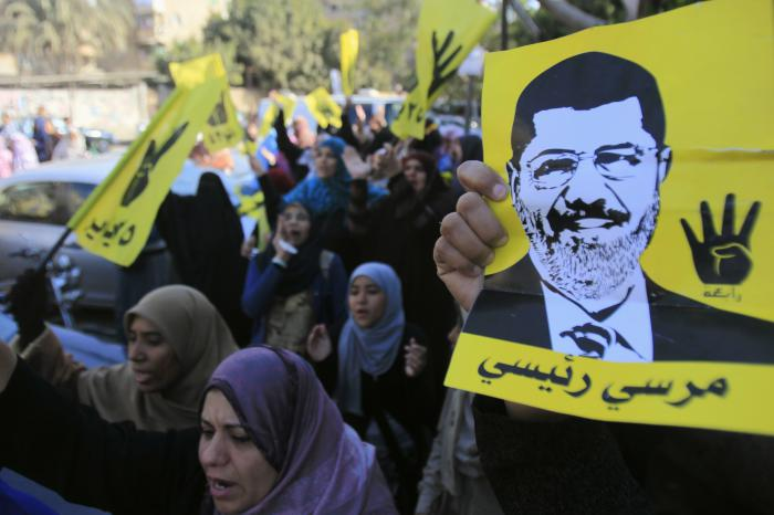 Phuket Gazette World News: Egypt sentences 529 Muslim Brotherhood members to death | The Thaiger