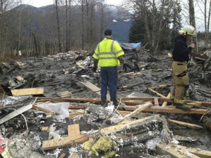 Phuket Gazette World News: Death toll from Washington state mudslide climbs to 14, scores missing | Thaiger