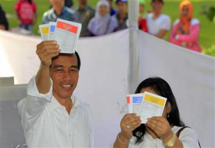 Phuket Gazette World News: Indonesia election poll shows no easy PDI-P win, rise in Islamic party support | Thaiger