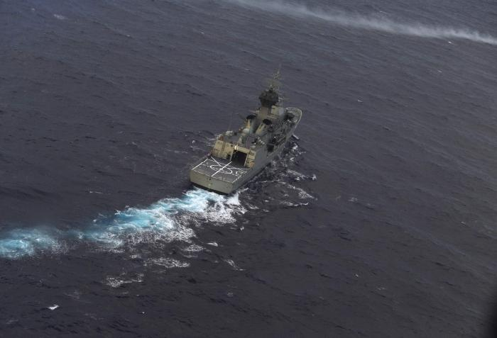 Phuket Gazette World News: Undersea drone hunt for Malaysian plane foiled by depth   Thaiger