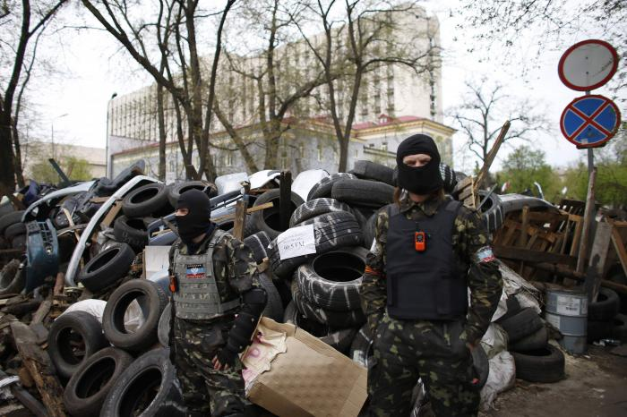 Ukraine peace deal falters as rebels show no sign of surrender | The Thaiger