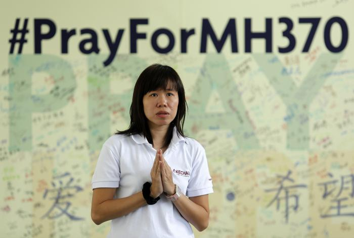 MH370 Search: Firm says finds plane debris in Bay of Bengal | The Thaiger