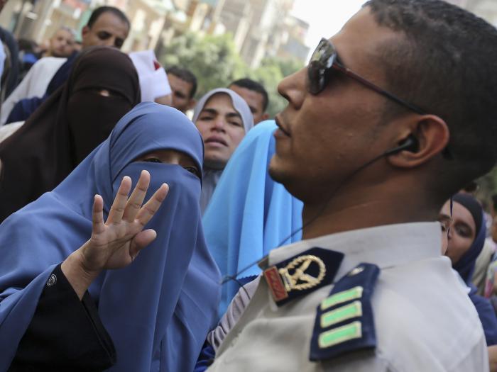 Egypt mass death sentences will bring down government, warns Brotherhood | Thaiger