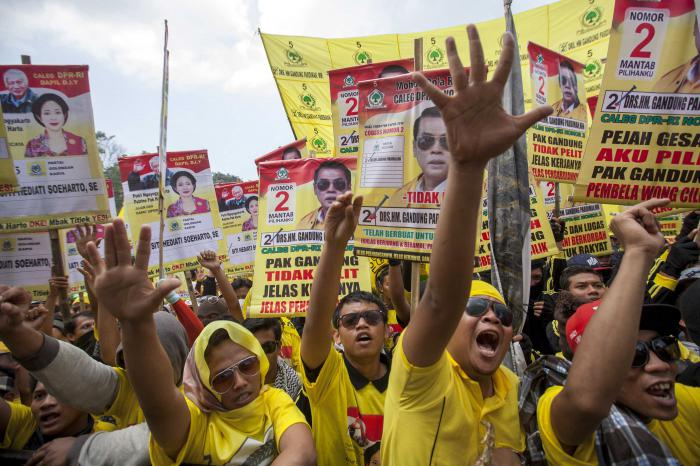 Phuket Gazette World News: Suharto family tests Indonesia political comeback on strongman's legacy | Thaiger