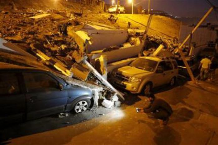 Phuket Gazette World News: Chile assesses damage after massive quake, tsunami | Thaiger