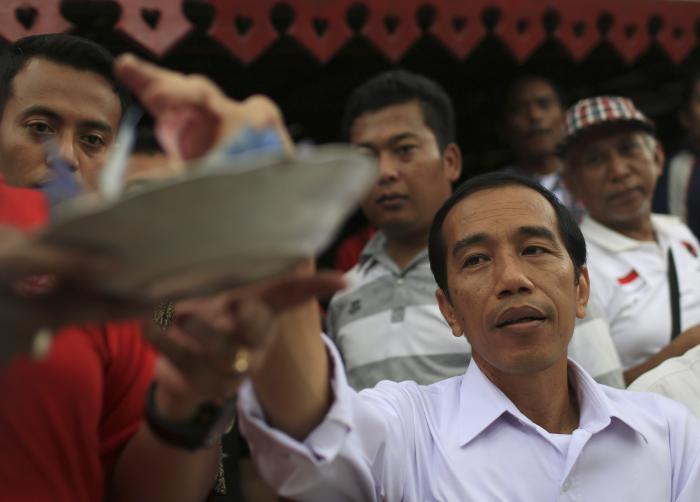 Phuket Gazette World News: Indonesian election underway for new parliament | Thaiger