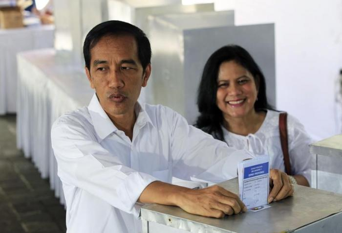 Indonesian opposition party wins election, eyes coalition for Jokowi | Thaiger