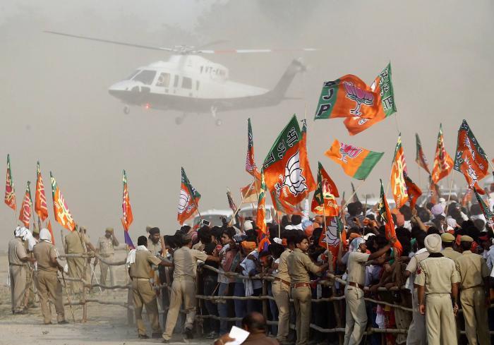 Election massacres of Muslims darken India immigration debate | Thaiger
