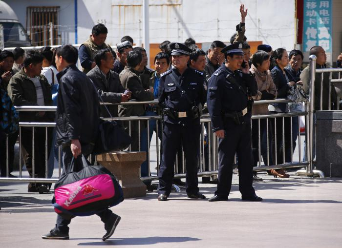 China bombing: Two attackers among three killed   The Thaiger