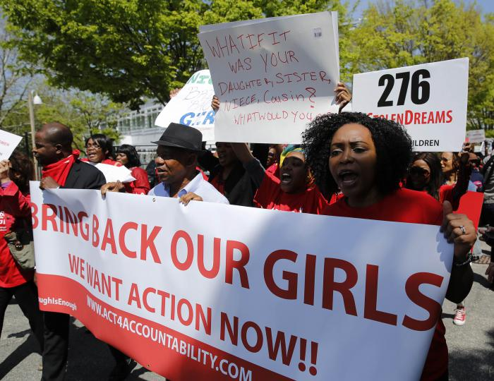 Boko Haram offers to swap kidnapped Nigerian girls for prisoners | Thaiger