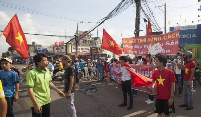 More than 20 dead as anti-China riots spread in Vietnam | Thaiger