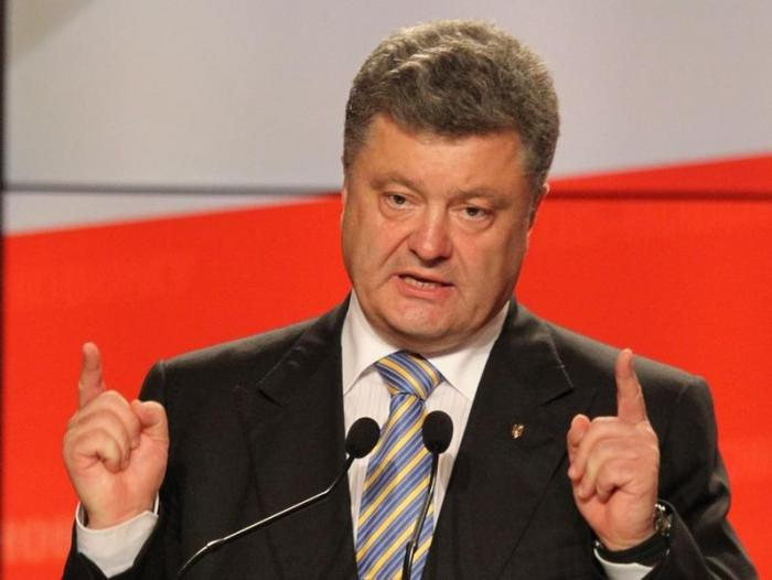 Ukrainians back Poroshenko to find way out of crisis | Thaiger