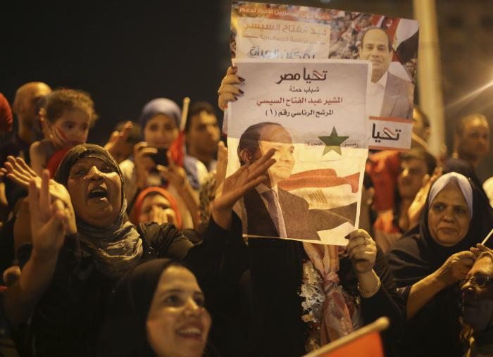 Egypt's Sisi sweeps to victory in presidential vote | Thaiger