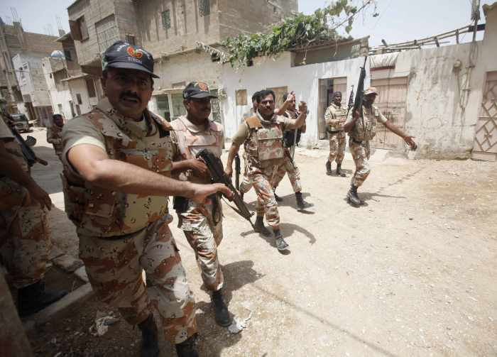 Taliban gunmen attack Karachi airport academy in second assault | Thaiger