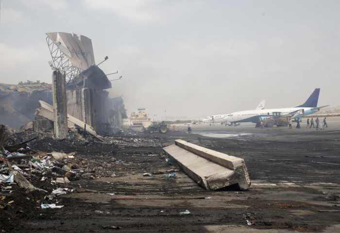 Pakistan resumes air strikes on volatile border region | Thaiger