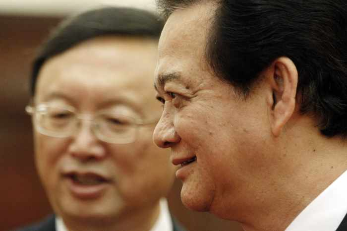 China scolds Vietnam for 'hyping up' South China Sea oil rig row | The Thaiger