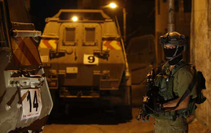 Israel re-arrests former Palestinian prisoners in hunt for teens | Thaiger