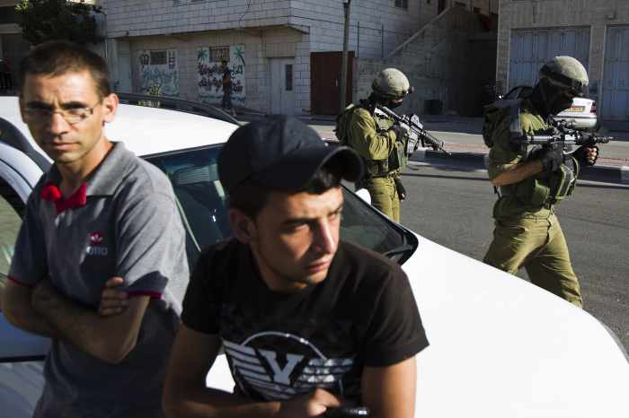 Gun battle erupts as Israeli soldiers search for missing teens | Thaiger