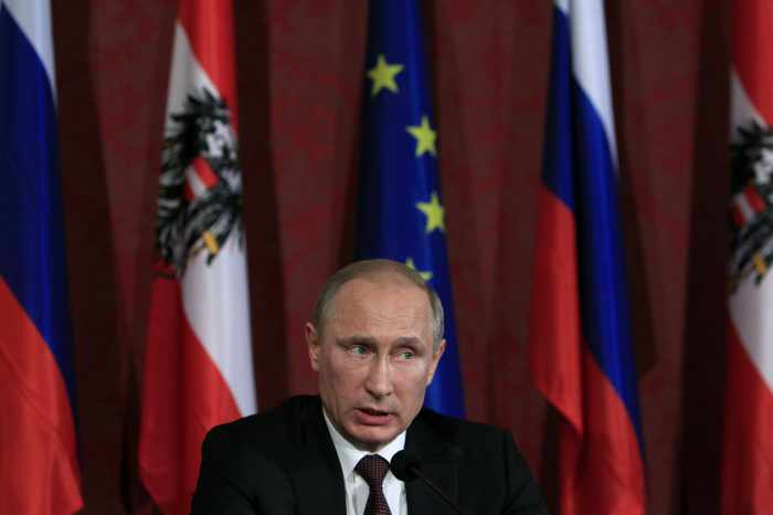 Russia's Putin renounces right to send troops to Ukraine | Thaiger