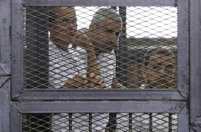 Egypt defends itself at U.N. over jailing of journalists | Thaiger