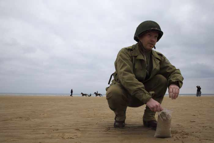 World leaders gather for D-Day tribute, hope for thaw on Ukraine | Thaiger