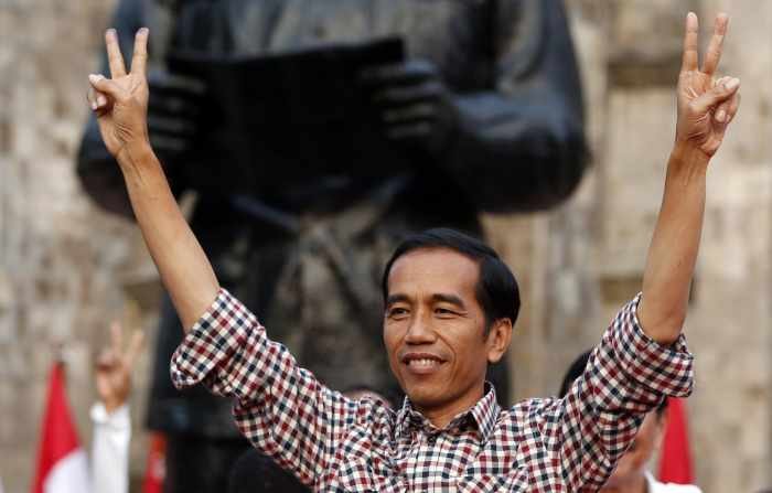 Both candidates in Indonesia election claim victory | Thaiger