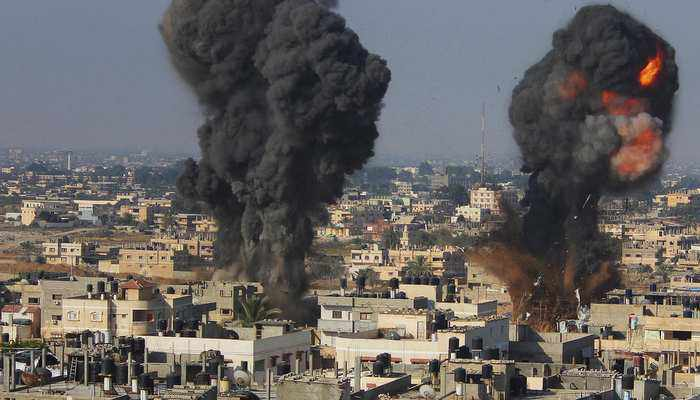 Gaza toll passes 100; Israel to counter rockets 'with all power' | Thaiger