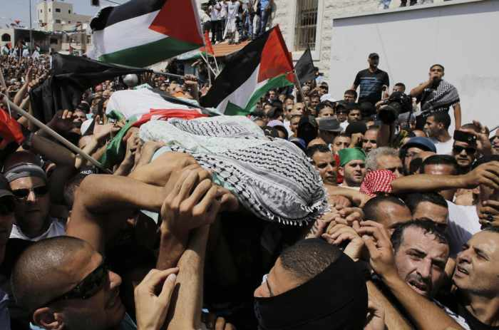 Six Jewish suspects arrested over death of Palestinian teenager   Thaiger