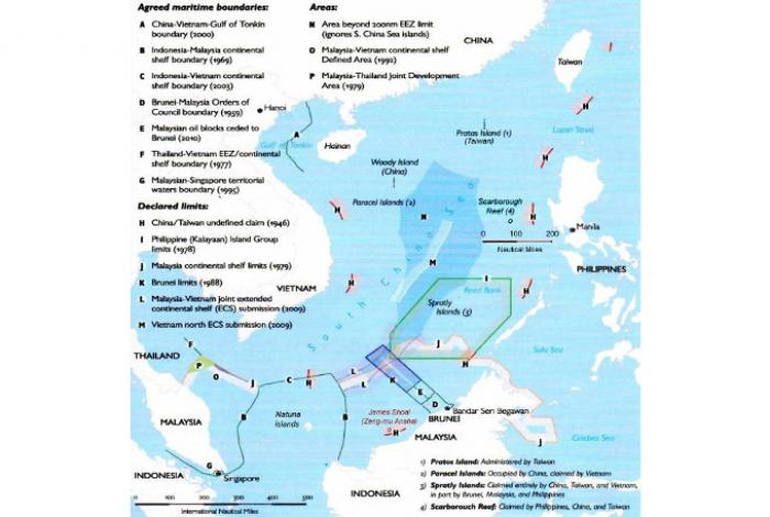 ASEAN in disarray over Chinese claims | The Thaiger