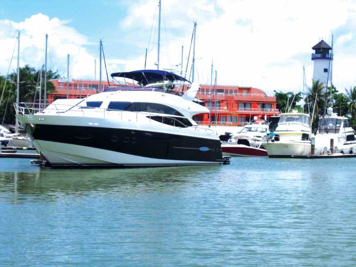 Villa Market expansion caters to Phuket yachties [VIDEO]   Thaiger