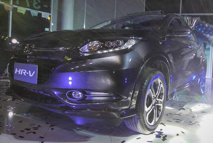 Honda battles market slump with Phuket launch of HR-V | The Thaiger